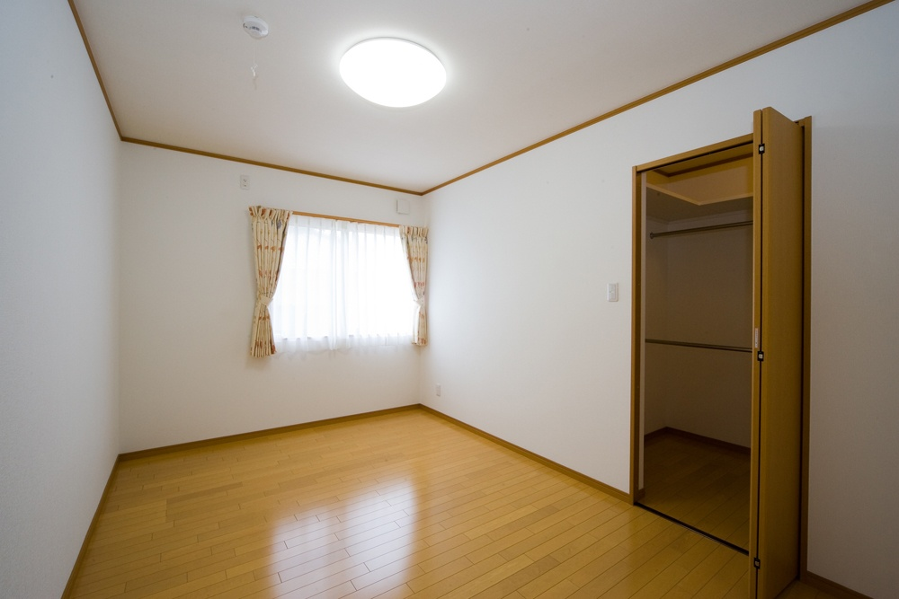 収納たっぷり シンプル空間の家新築注文住宅施工事例 福岡北九州